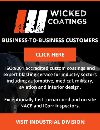 Wicked Coatings | Commercial