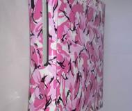 xbox 360 case pink camo over white base