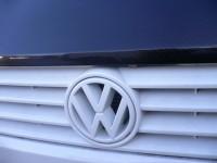 Carbon dipped VW T4 bonnet