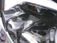 carbon dipped car interior parts