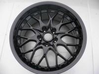 carbon dip on wheel