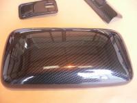 Mitsubishi FTO carbon dipped interior part