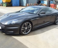 Aston Martin paintwork by wickedcoatings