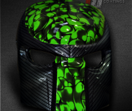 Camo Dipping Mask