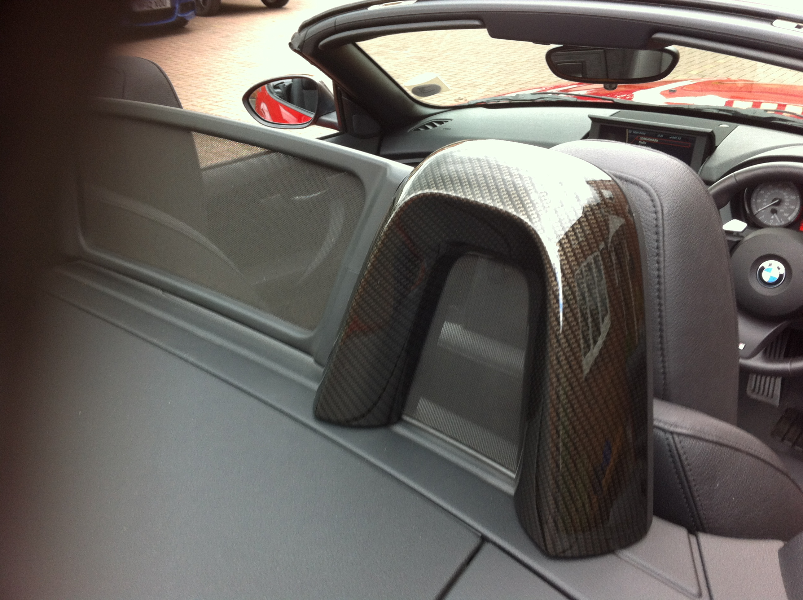 Carbon Fibre Dipping Testimonial Wicked Coatings