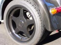 dipped wheel