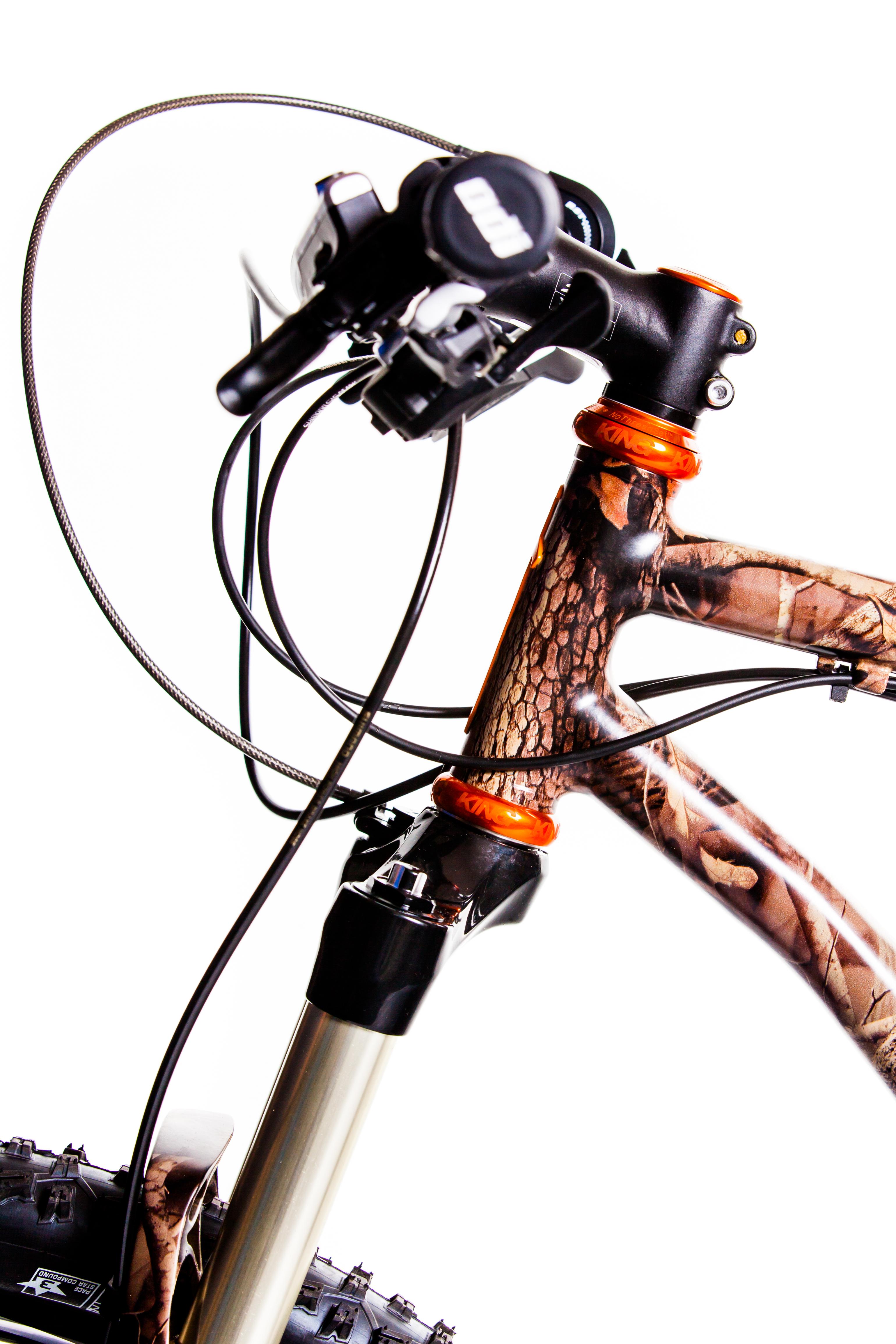 Hydro dipping UK | Mountain Bike Frame