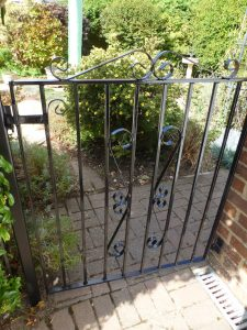 Wicked coated gates