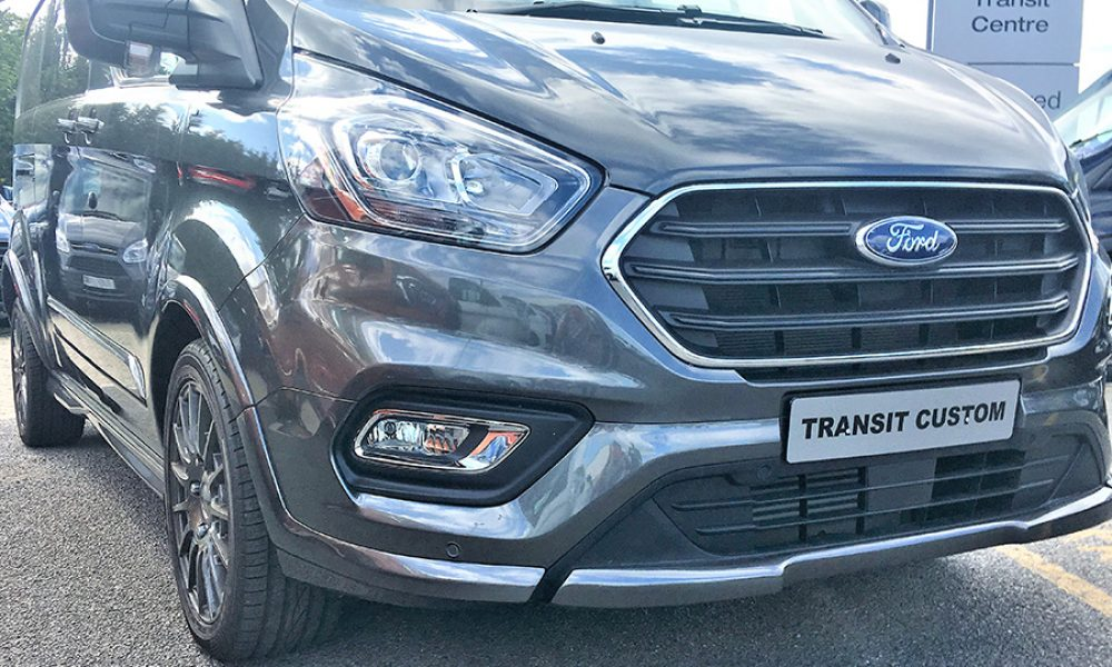 Wicked Coatings | Ford Transit MCL Sports Bodykit